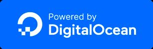 DigitalOcean Referral Badge